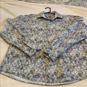 Bugatchi Men's Shirt
